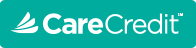 Care Credit Logo Blue Green 2015