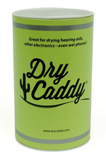 Dry Caddy for hearing aids