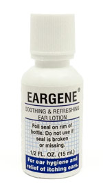 Eargene Lubricant and Itching Relief for Ears